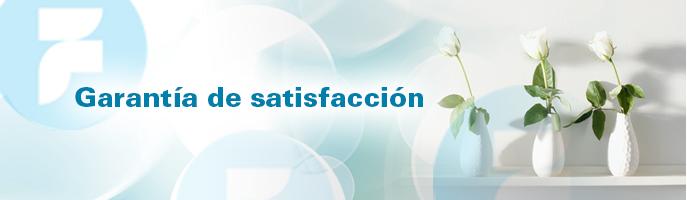 Garantía Facilice de satisfacción